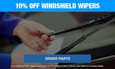10% OFF Wipers