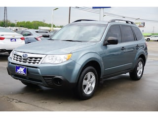Used 2011 Subaru Forester 2.5X AWD 2.5X  Wagon 4A For Sale in Nederland, TX