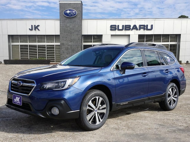 New 2019 Subaru Outback Suv 3 6r Limited Abyss Blue Pearl In