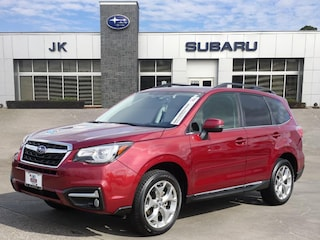 Certified Pre-Owned 2018 Subaru Forester 2.5i Touring AWD 2.5i Touring  Wagon in Nederland, TX