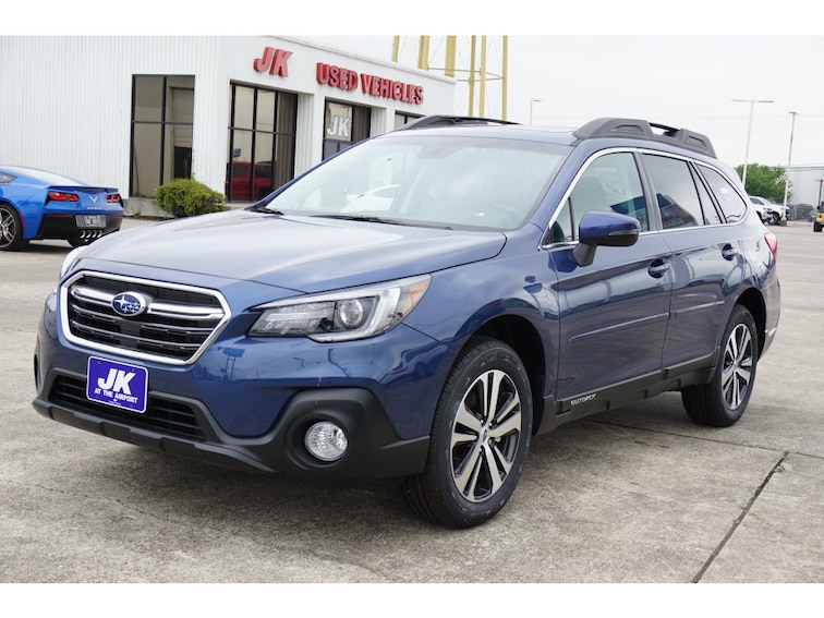 New 2019 Subaru Outback 2.5i Limited SUV For Sale Nederland, TX