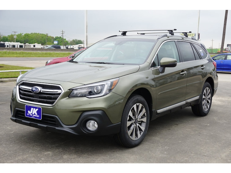 New 2019 Subaru Outback 3.6R Touring SUV For Sale Nederland, TX