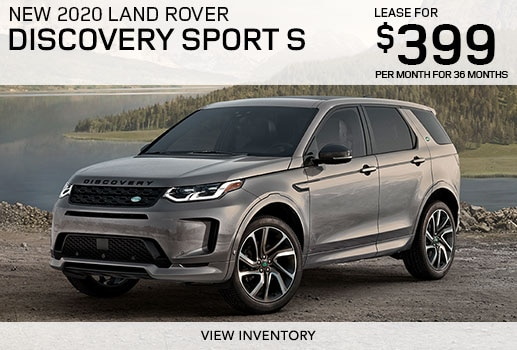 New Land Rover & Range Rover Lease Specials in Glen Cove