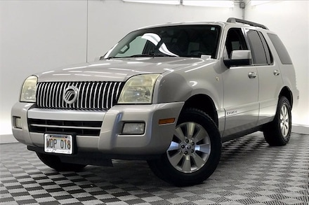 2008 Mercury Mountaineer Base V6 SUV
