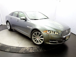 2015 Jaguar XJ SWB Sedan