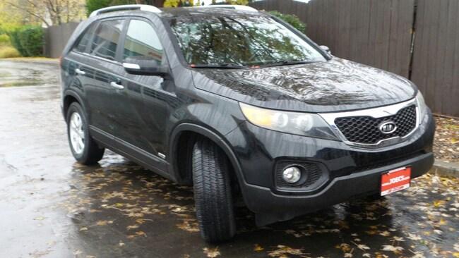 2012 Kia Sorento LX (A6) SUV