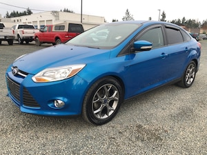 2014 Ford Focus SE*NO ACCIDENTS, BNC VEHICLE*