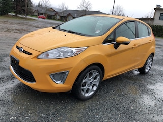 2011 Ford Fiesta FIESTA SES*NO ACCIDENTS,BC VEHICLE* Hatchback
