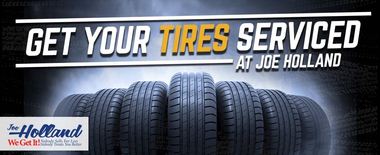 Tire Service Joe Holland Hyundai