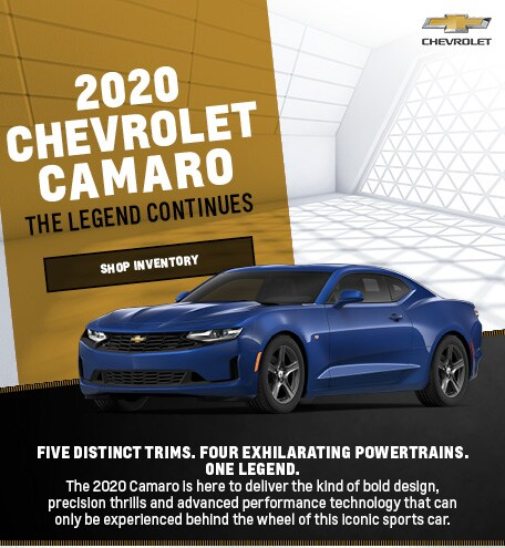New And Used Chevrolet Dealership In Troy Oh Joe Johnson Chevrolet