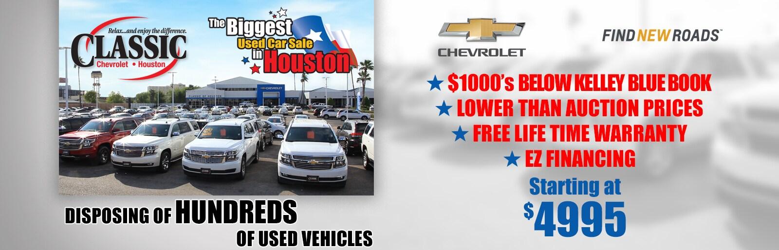 Houston Classic Chevrolet Of Houston | New U0026 Used Chevrolet Cars