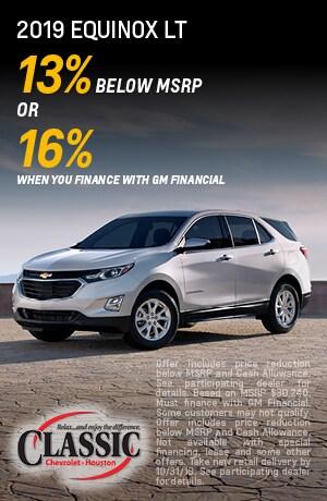 2018 Chevrolet Cruze. The Biggest Used Car Sales In Houston