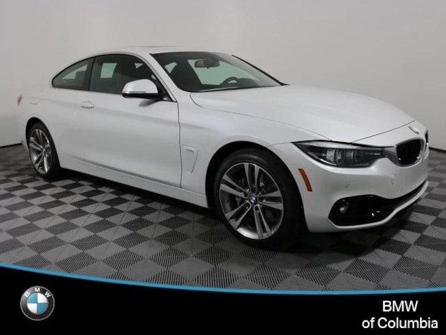 New 2018 Bmw 440i For Sale At Bmw Of Columbia Vin