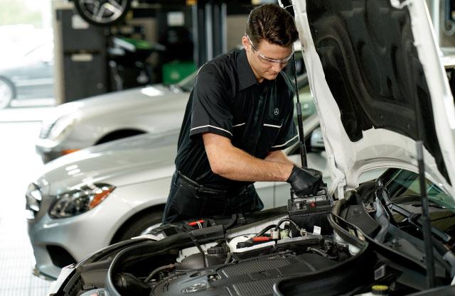 Authorized Mercedes-Benz Battery Repair near Columbia MO ...