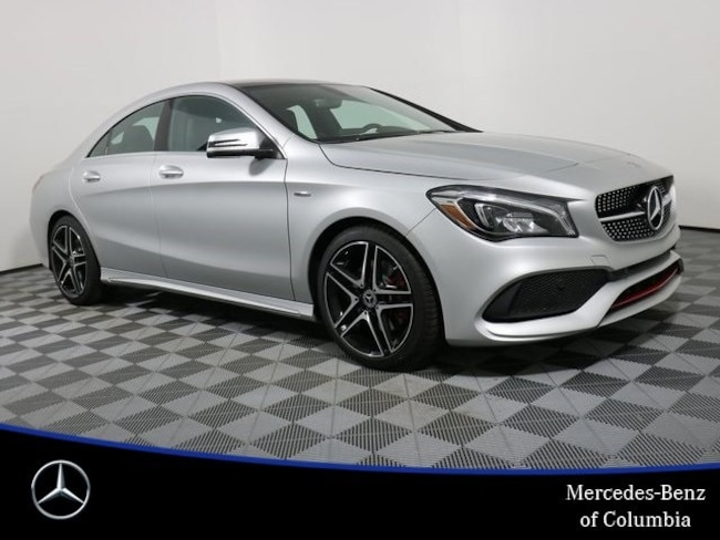 2018 Mercedes-Benz CLA 250 CLA 250 Coupe
