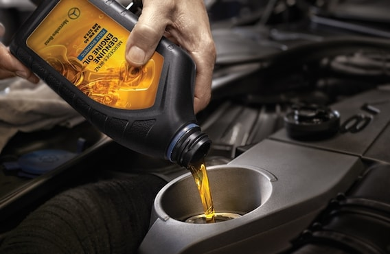 Authorized Sprinter Van and RV Oil Change Service near