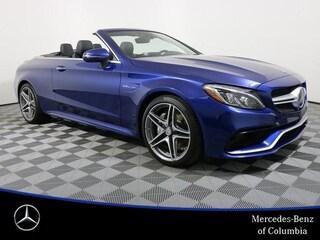 2018 Mercedes-Benz AMG C 63 C 63 AMG® Convertible