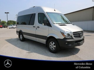 2018 Mercedes-Benz Sprinter 2500 High Roof V6 Van Passenger Van