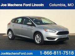 2018 Ford Focus SE Hatchback