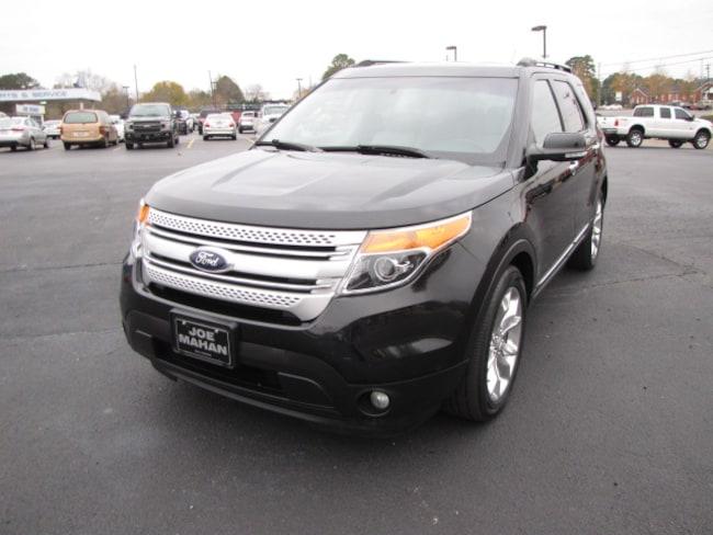 2015 Ford Explorer XLT Full Size SUV