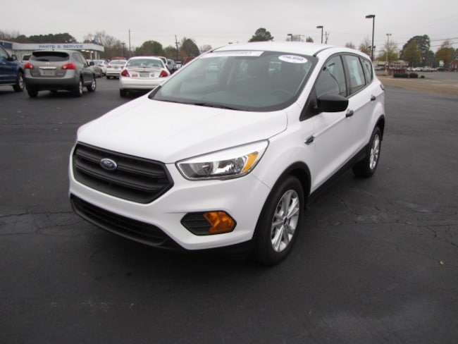 2017 Ford Escape S Compact SUV