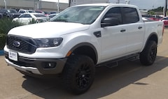2019 Ford Ranger XLT Lifted Crew Cab