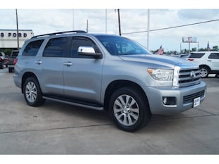 2015 Toyota Sequoia Limited SUV