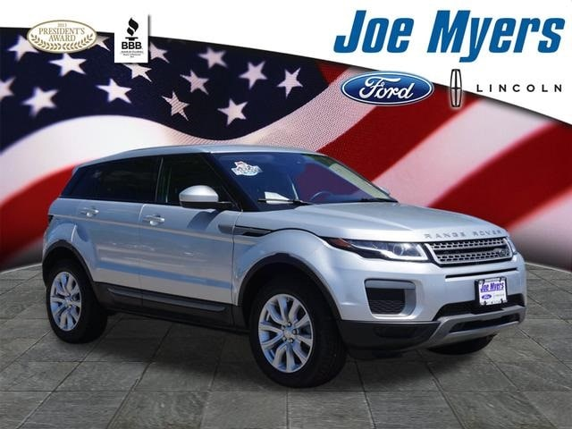 Used 2016 Land Rover Range Rover Evoque For Sale In Tx Tx Tgh078650