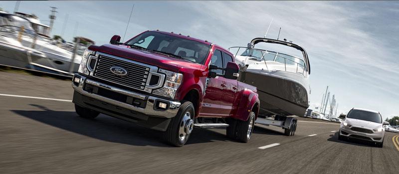 Ford Innovation New V8