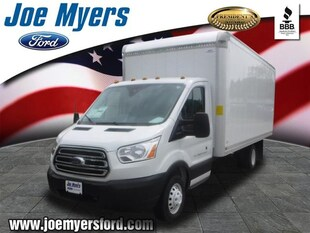 2019 Ford Transit-350 Cab Chassis XL Truck