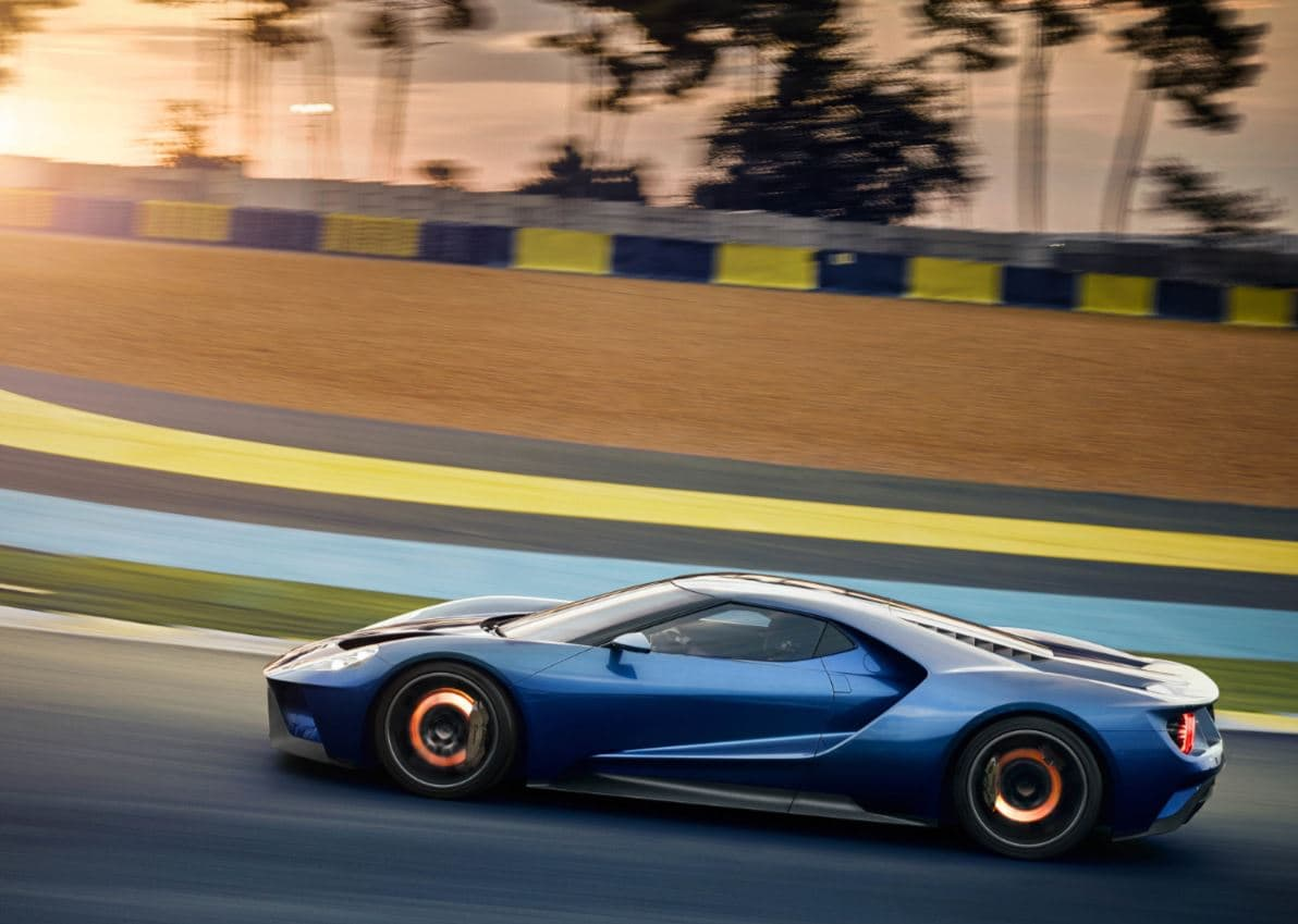 Ford Gt Gets Production Extension