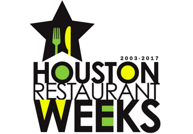 Houston Restaurant Weeks 2017