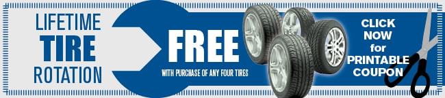 Rotate & Balance Tires Coupon, Houston