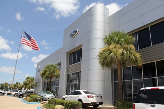 Ford Dealership Houston >> Houston Ford Dealer New Used Vehicles For Sale In