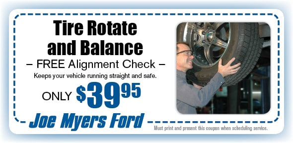 Roush performance joe myers ford lincoln autos post for Ford motor service coupons