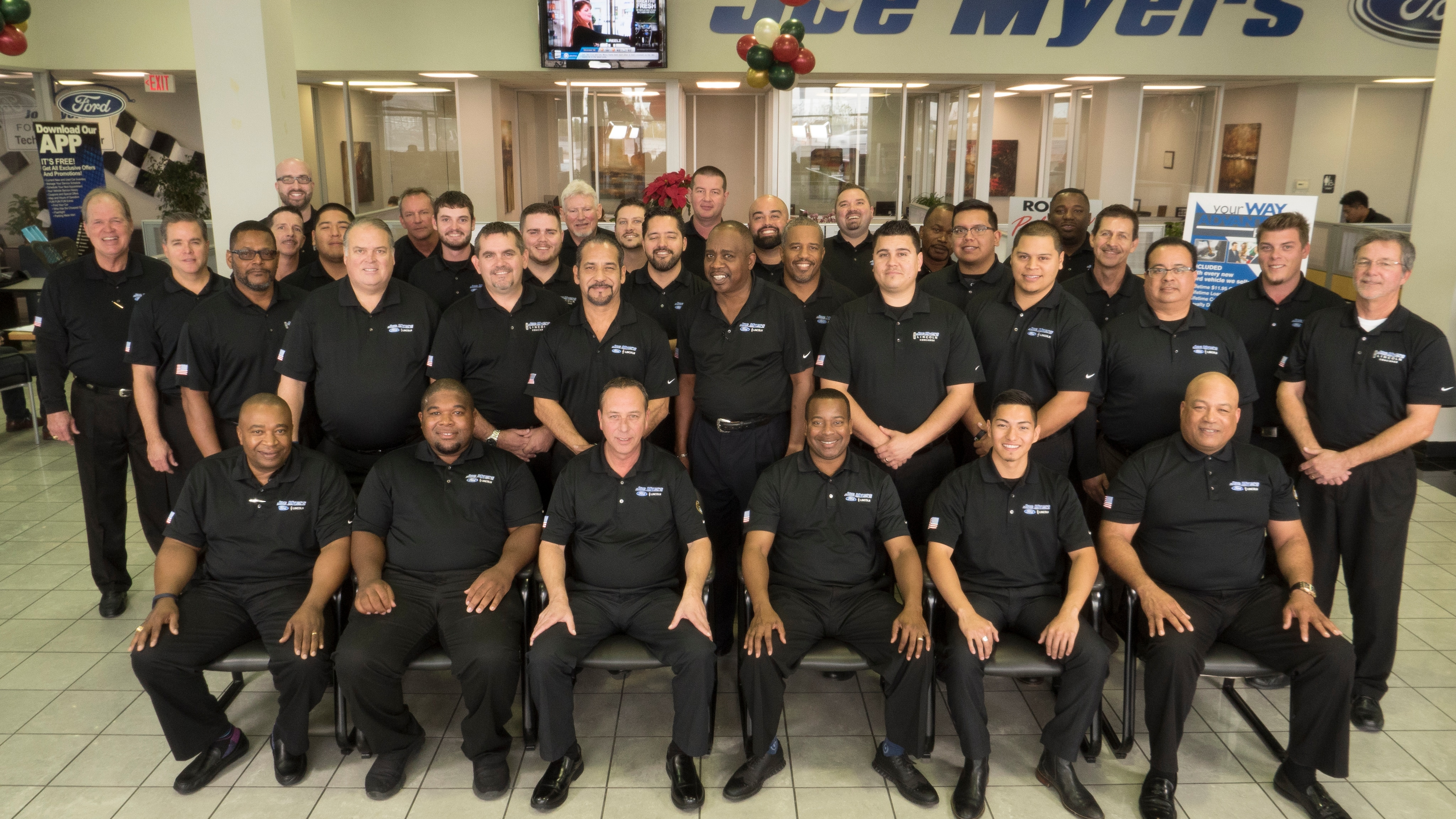 Joe Myers Ford Sales Service Staff New Used Vehicles For Sale