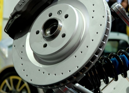 Brake Service in Houston