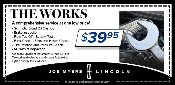 lincoln coupons