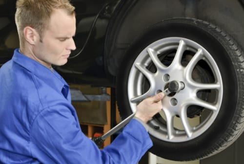 Mazda Tire Service in Houston
