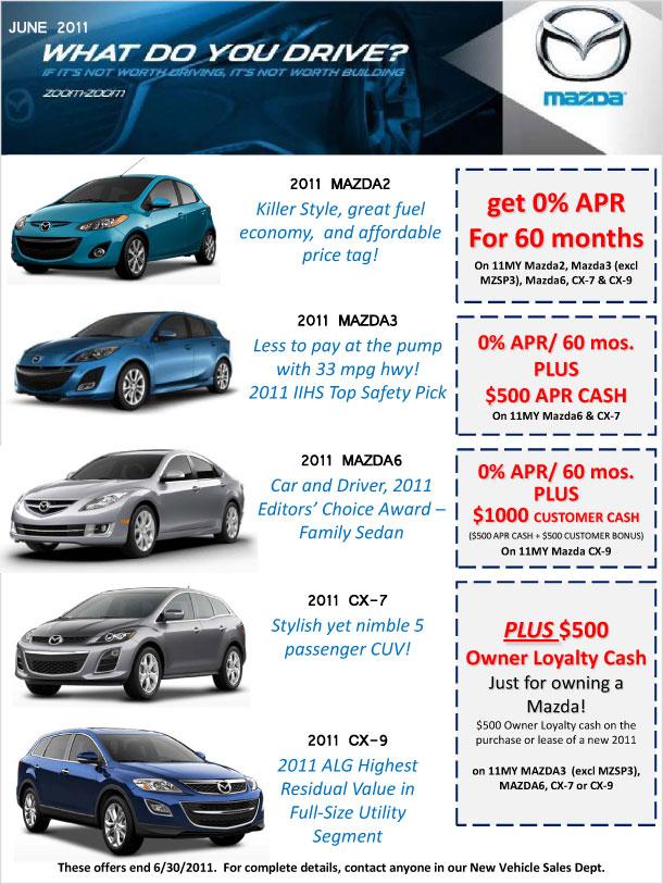 Mazda Specials Houston TX Mazda Offers Mazda Financing - Mazda 0 apr