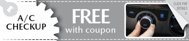 Free AC Checkup Coupon, Houston