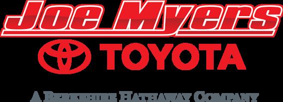 Joe Myers Toyota logo