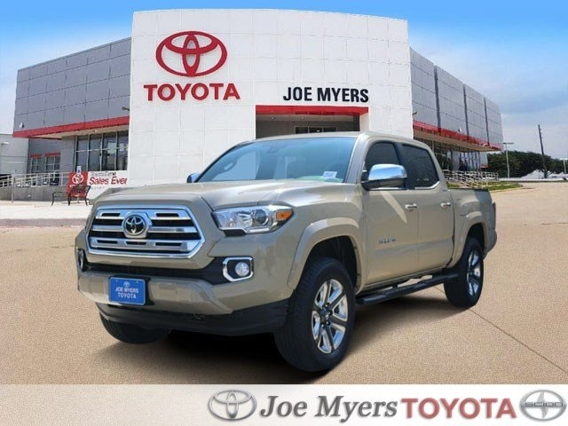 2019 Toyota Tacoma Limited V6 Truck Double Cab