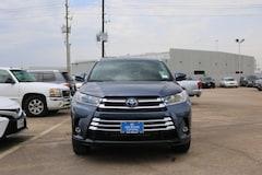 New 2019 Toyota Highlander Hybrid Limited V6 SUV