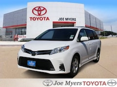 New 2020 Toyota Sienna LE 8 Passenger Van Passenger Van