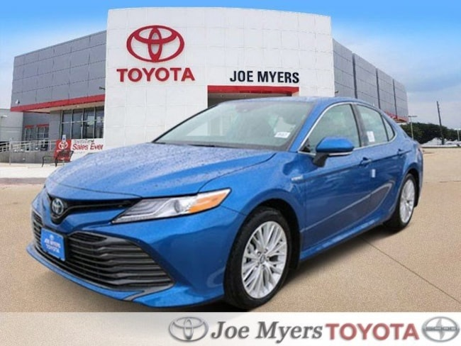 New 2019 Toyota Camry Hybrid For Sale Blue 2019 Camry Hybrid Xle