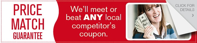 Price Match Coupon, Houston