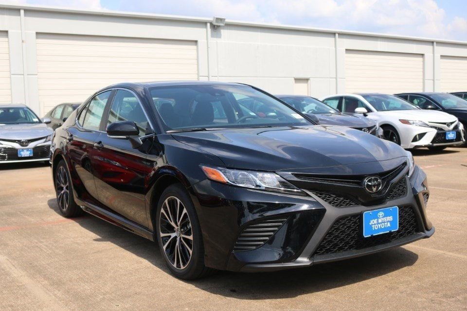New 2019 Toyota Camry SE For Sale in Richardson TX 106632