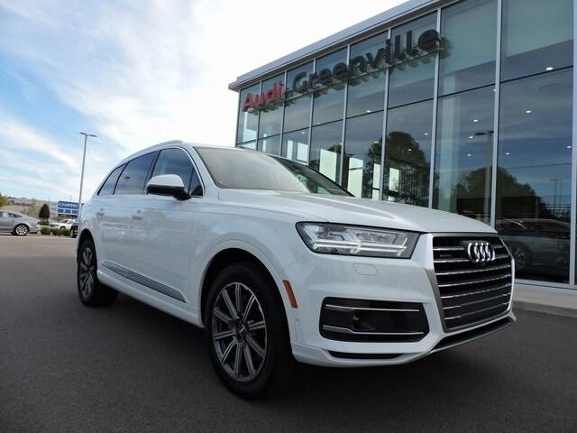 audi 2019 Audi Q7 2.0T Premium Plus SUV fayetteville nc