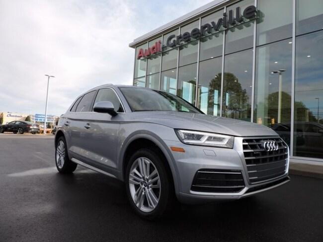 New 2019 Audi Q5 2.0T Premium Plus SUV in Greenville